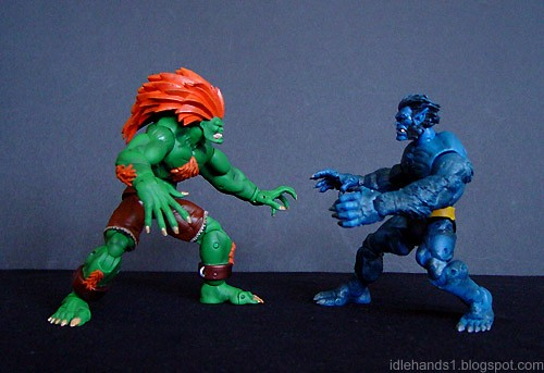 SOTA Street Fighter Blanka 19 | More action figure coverage