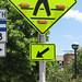 Flashing Yellow Crosswalk