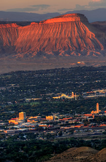 Sunset, Grand Junction, Colorado | by ap0013