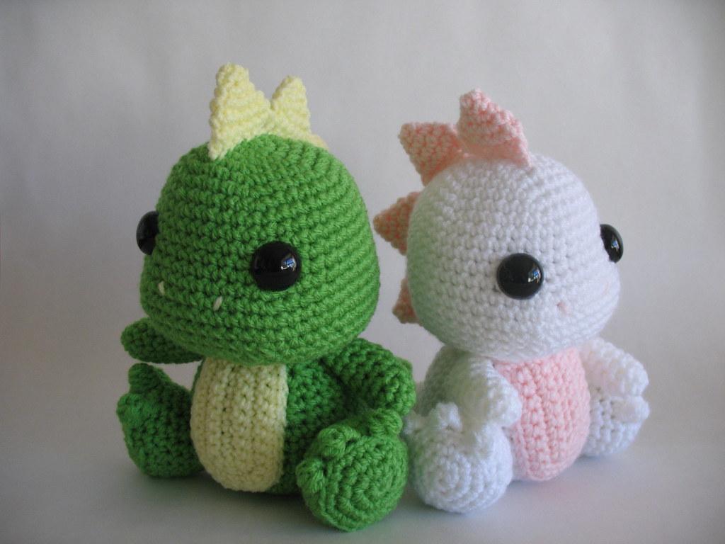 Baby Knitting Patterns Amigurumi Dinosaur Free Pattern... | 768x1024