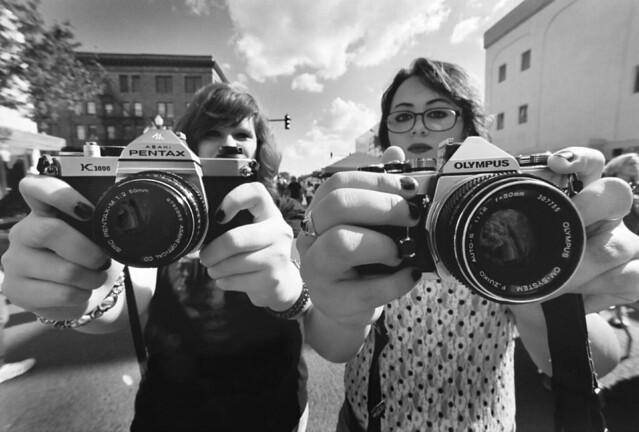 My 35mm Girls