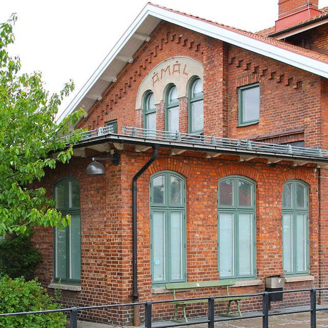 Åmål Railway Station II