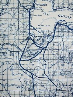 Mason County WA 1960