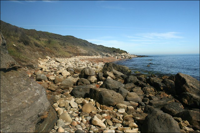 Puckaster Cove, Isle of Wight