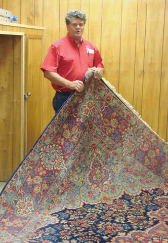Persian rug | by Thornhill Auction