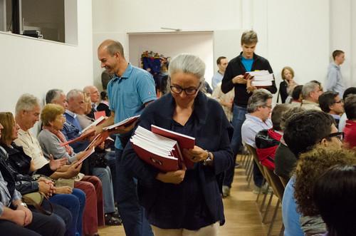 Incontro volontari 2012