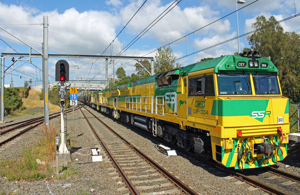 CEY004, CEY001, CEY006 LS01 Thirroul by Thomas