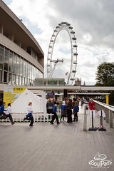 InTents and Artichoke at London's Southbank Centre for National Poetry Day