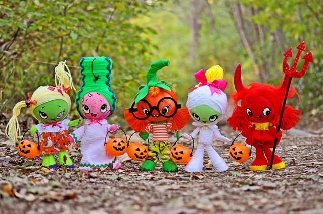 The Boopsie Boo Crew!