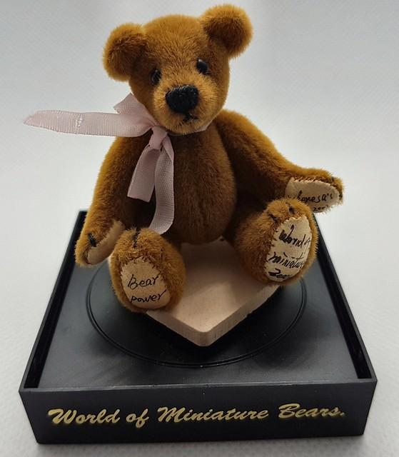 Miniatur Teddy...