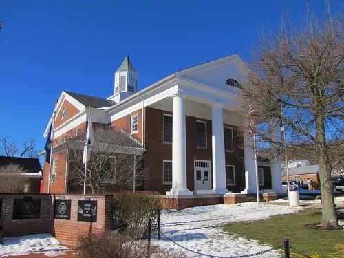 highlandcounty courthouse monterey virginia