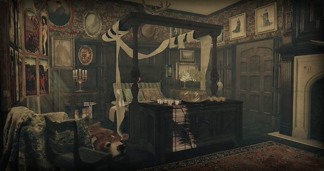 Oakheart's House Bedroom