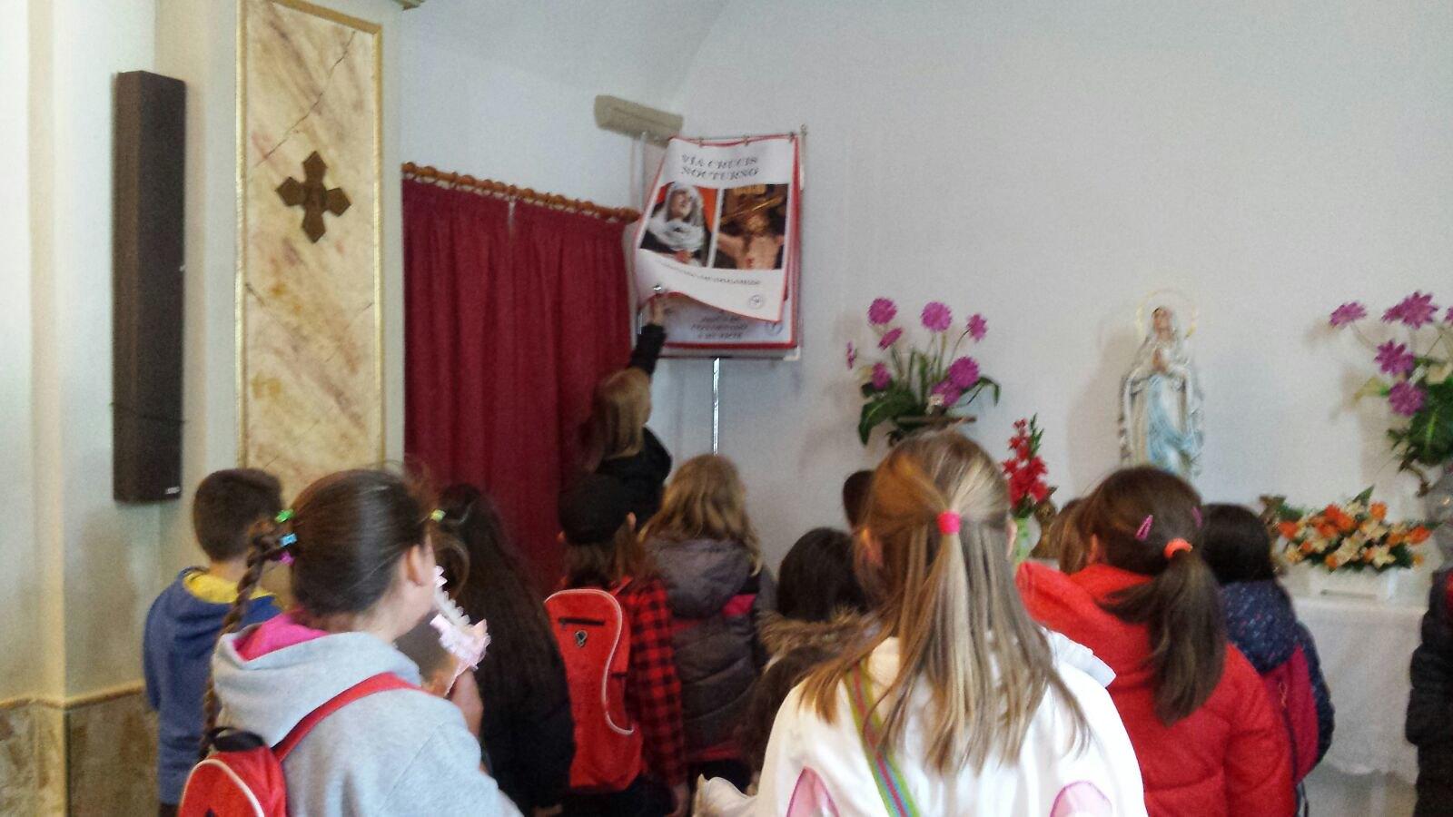 (2018-03-22) - Visita ermita alumnos Laura,3ºC, profesora religión Reina Sofia - Marzo -  María Isabel Berenguer Brotons (05)