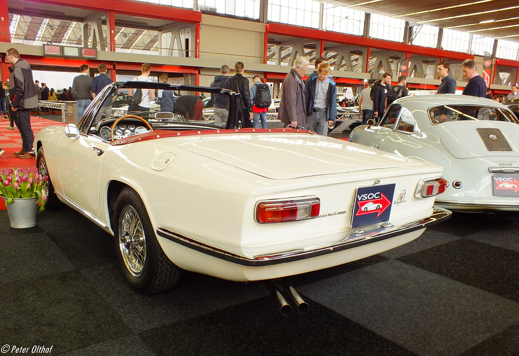 1967 Maserati Mistral 4000 Spyder   International ...
