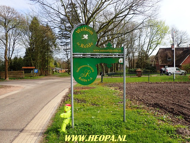 2018-04-17  Groningen -   Rolde 42 Km  (139)