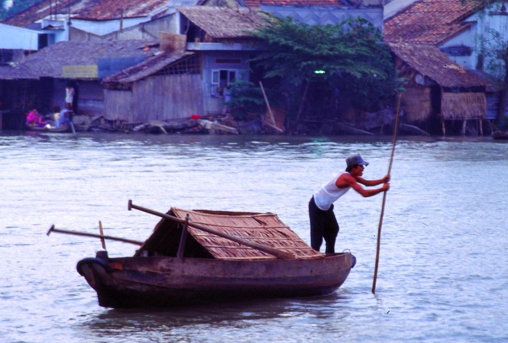 viet_sud_107 : vers le delta du Mekong, Sud Vietnam