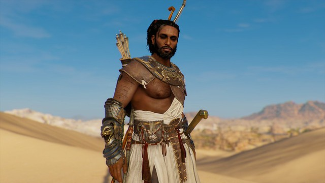 videogame - NEW PRODUCT: 1/6 DamToys Assassin's Creed Origins - Bayek 1/6 scale figure 39627938530_ce18f25b3e_z