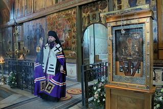 Панихида в Софийском соборе 240