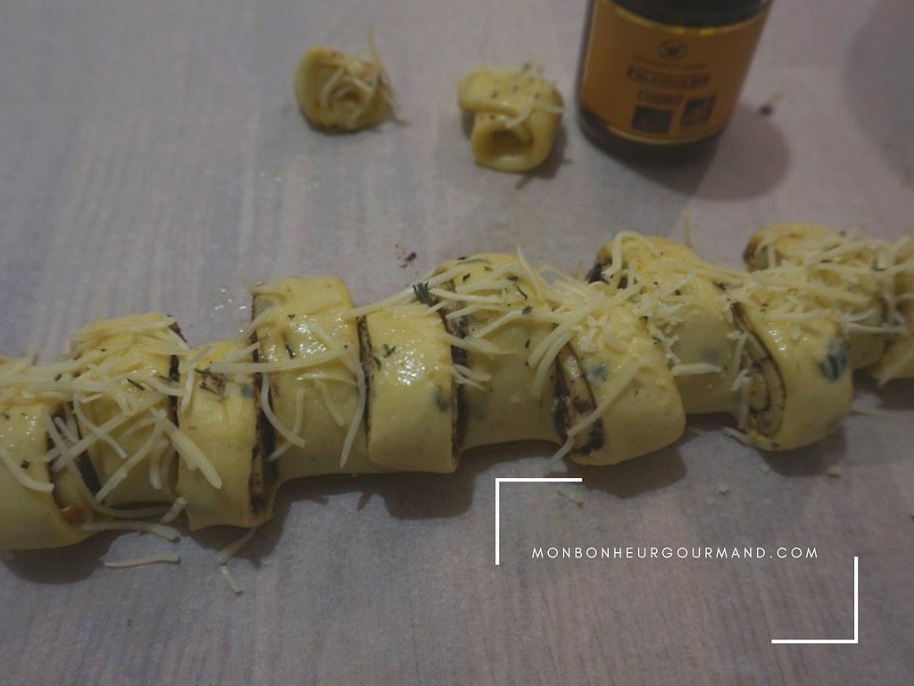 roulés de tapenade d'olives à la fève tonka 3