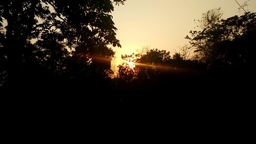 Sunset..!!
