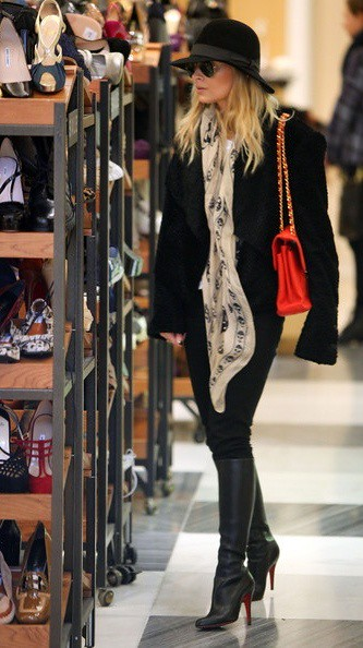 Celebrity Street Style Nicole Richie Street Style Flickr