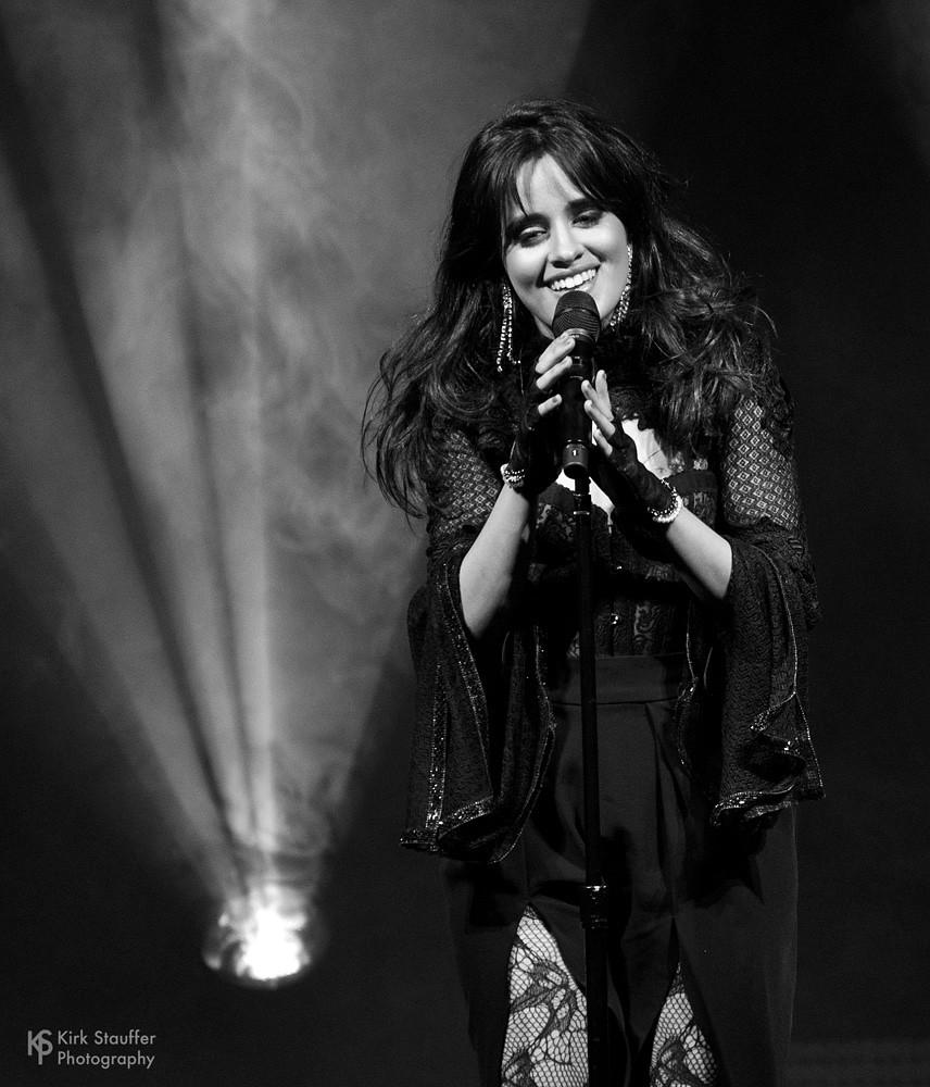Camila Cabello @ Paramount Theater | Camila Cabello performs