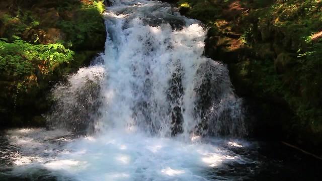 VIDEO Whitehorse Falls VIDEO