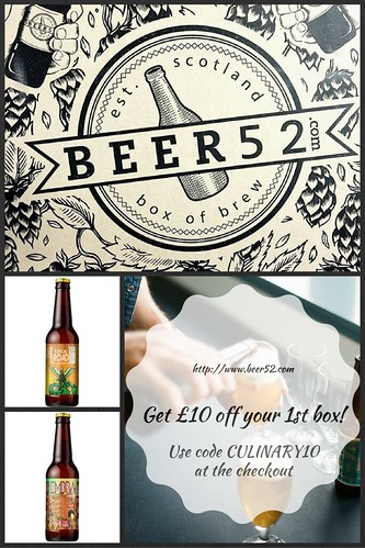 Try Beer52 Craft Beer | by CulinaryTravels