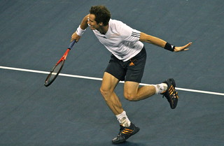Andy Murray, US Open 2012 | by Marianne Bevis