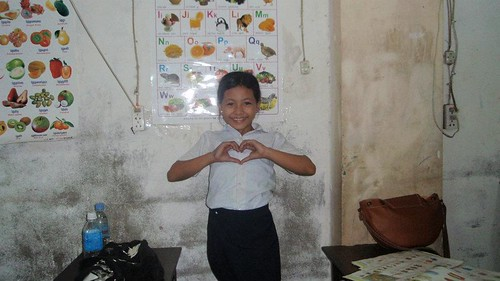 Cambodia Teaching by Polly Butler | by Frontierofficial
