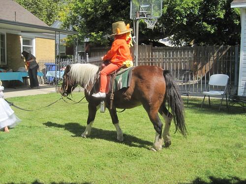Apple Jack rides a pony | by i_lisarr