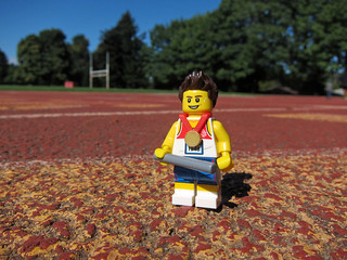 LEGO Collectible Minifigures TeamGB : Relay Runner