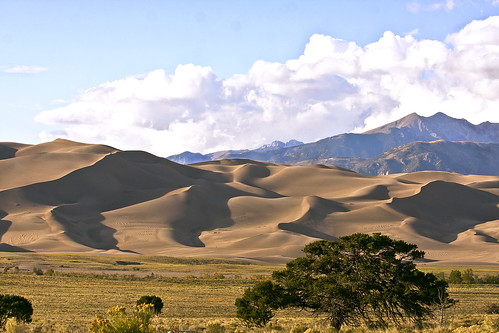 A Matter of Scale, Great Sand Dunes | by cobalt123
