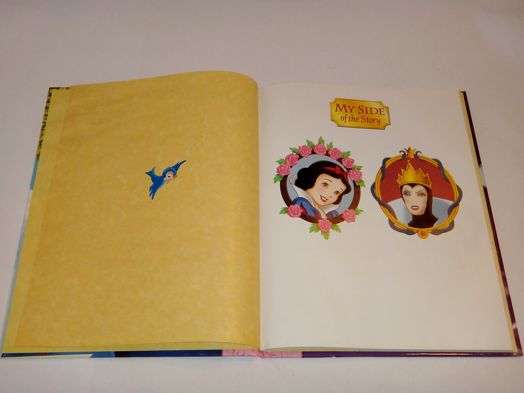 My Side of the Story: Snow White and The Queen - Disney Pr… | Flickr
