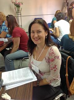 Conference participant