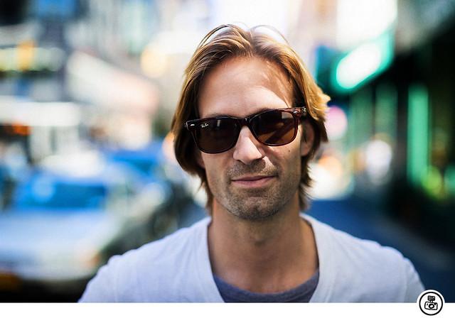 New York City Street Portrait #9