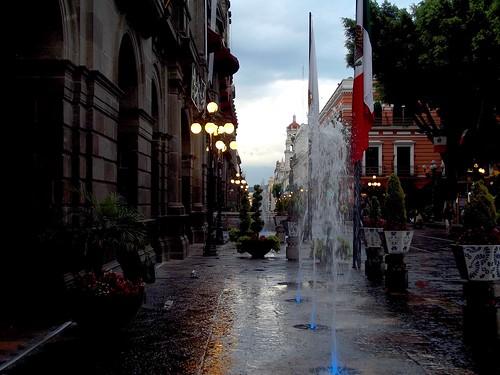 Puebla, Centro.