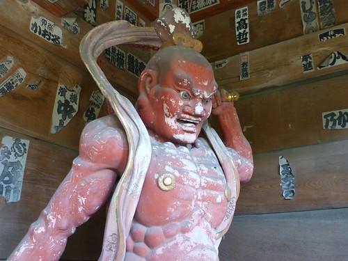 2012/10/08 (月) - 12:59 - 杉本寺 - 仁王様