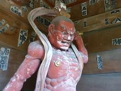 Mon, 08/10/2012 - 12:59 - 杉本寺 - 仁王様