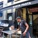 Rasta Pasta, unique combination
