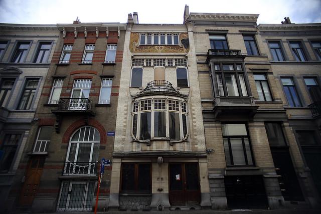 Albert Roosenboom, Brussels, Belgium