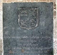 Sybill Dowsing wife of William Dowsing