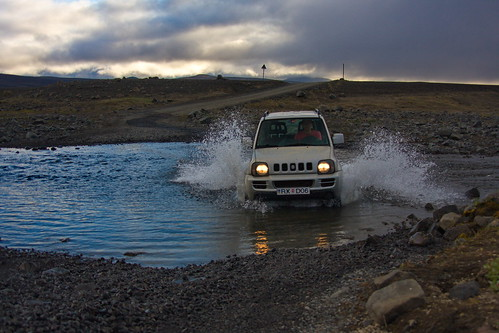 Easy River Crossings on Road to Myvatn | by meironke