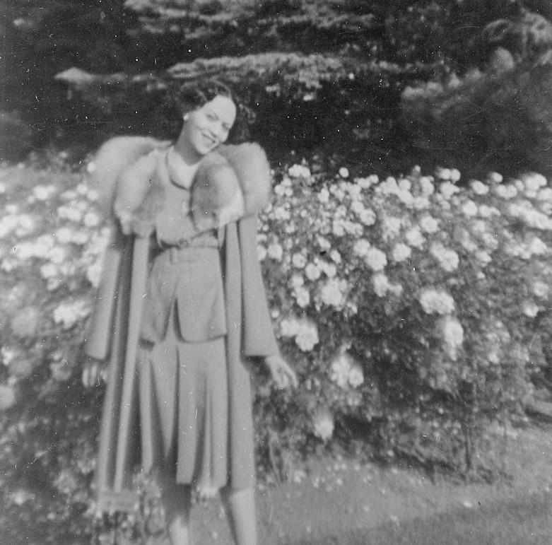 Dorothea Durham | Jackie Kelso's wife, circa 1942  Her IMDb … | Flickr