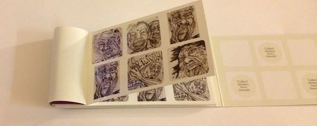 only zombies stickers3