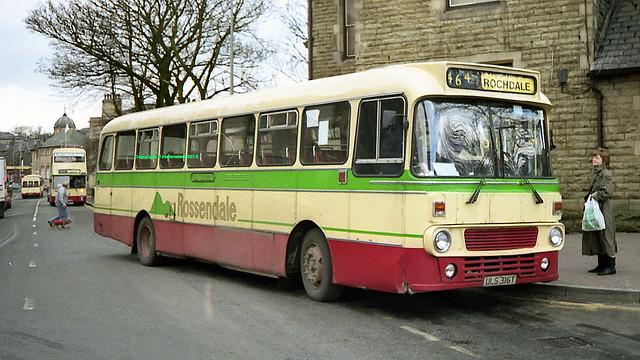Rossendale ULS316T
