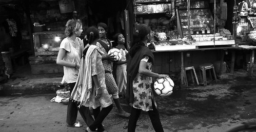 Life on street: a different ball game! | by kg.abhi
