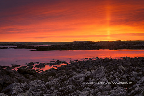 morning ireland sunset sea cloud sun house rock sunrise rocks more mayo skala rano irsko jancek jancekphotography wwwjanceknet