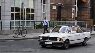 1981 BMW 316i Targa Baur [E21]