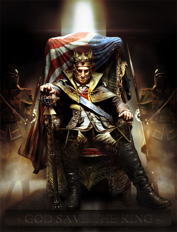 Assassin S Creed Iii American King Yep Aciii Has An Ame Flickr